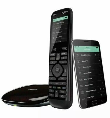 Logitech Harmony Elite Universal Remote Control - BRAND NEW-Free Express Postage