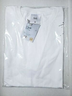 BTS 5th Muster Magic Shop Official White T-Shirt Size M