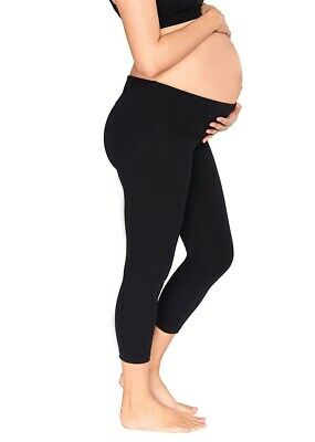 2 Pairs Abi And jospeh Active Mum Hold Me maternity tights (XL)