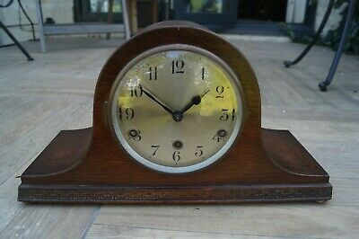 Vintage Wurttemburg dual chime mantel clock . Westminster/Whittington. SEE VIDEO