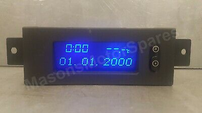 Vauxhall Corsa C / Combo Van Blue Led Digital Clock Radio Display 009164455 GZ