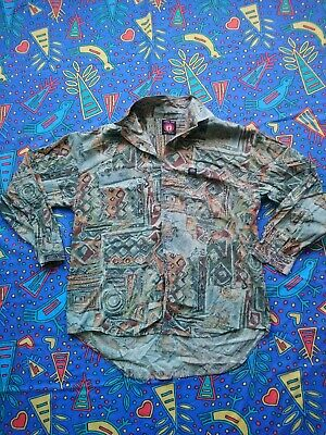 Vintage Shirt Mens Size XL Hang Ten