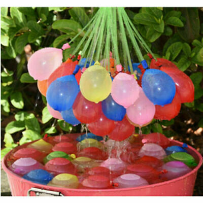 111-1110 PCS Fast Fill Magic Water Balloons Summer Kids Party Fun Toys Party