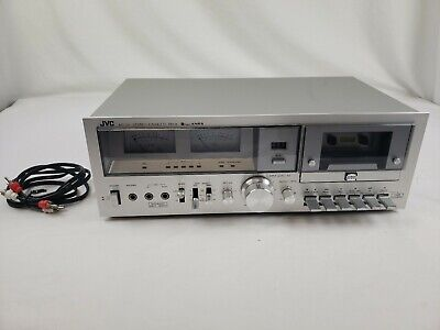 JVC KD-55 Stereo Cassette Deck in Great Working Condition