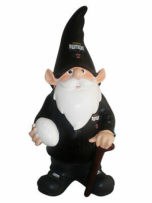 Penrith Panthers NRL Trackie Wearing Garden Gnome With Walking Cane