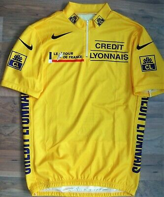 Cyclisme, Maillot Cycliste, Maillot Tour De France, Cycling Jersey, Annees 90