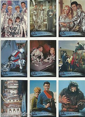 Lost in Space - Classic Series - Complete Card Set (72) + Preview Set - 1997 NM