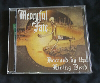 MERCYFUL FATE - Doomed by the Living Dead King Diamond