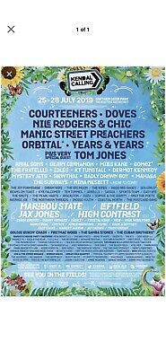 Kendal Calling Great Plains Tickets Vip Camping X 2 With Car Parking