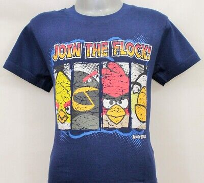 ANGRY BIRDS Just Chillin T-Shirt NWT