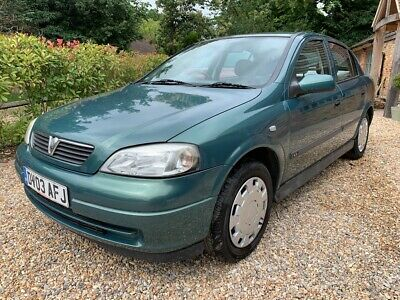Incredible Vauxhall Astra 1.6 16v 29000 miles