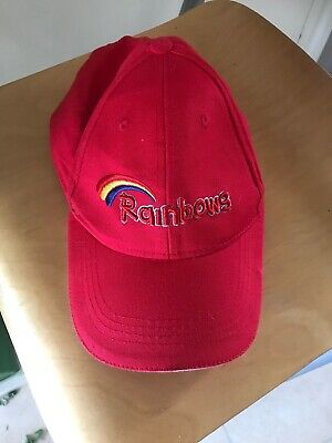 One Size Fits All - 100/% Cotton New Baseball Cap Kids OFFICIAL Brownie Cap