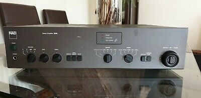 NAD 3155 Stereo Integrated Amplifier, Vintage Hifi Separate