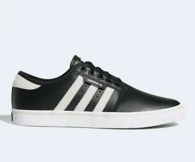 Authentic adidas Originals Seeley Woven Trainer Black