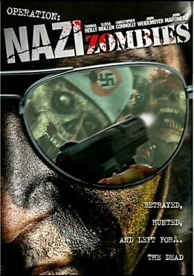 Operation Nazi Zombies - DISC ONLY - no case Maplewoods