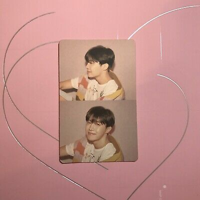 BTS Persona Ver 1 Jhope Hoseok Photocard Map Of The Soul Official