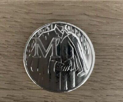 Alphabet 10p Letter M- Mackintosh A-Z 2019 Ten Pence Coin Rare