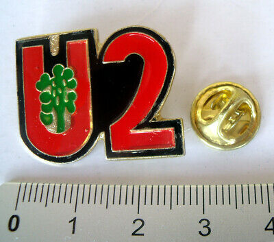 U2 band (BONO THE EDGE) PIN BADGE METALLO ENAMEL METAL PIN NEW