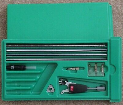 Keuffel & Esser K&E Leroy Lettering Set Vintage Pen #61-2944 Manual USA GREEN