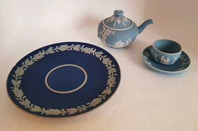 Lovely wedgwood Dipped Jasper Ware A/F