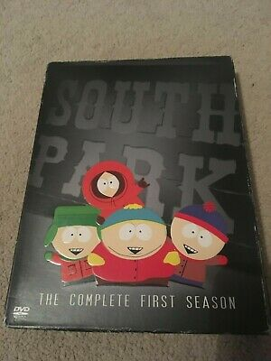 South Park Season 1 DVD R1