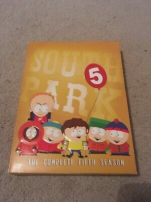 South Park Season 5 DVD R1