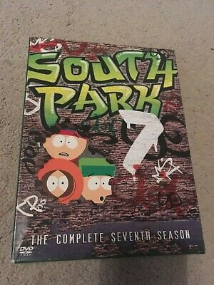 South Park Season 7 DVD R1
