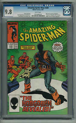 The Amazing Spider-Man #289  CGC 9.8