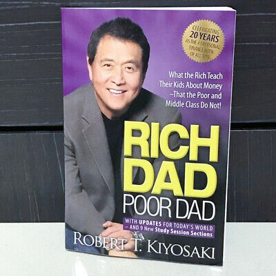PACK 3×1:🔥 Rich Dad Poor Dad+The Richest Man in Babylon+Think and Grow rich 🔥