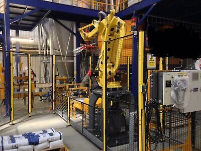 Fanuc Robot and Pacepacker machine Services.