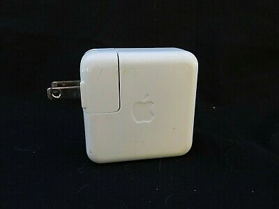 Genuine Apple iPod A1070 Power Adapter - White