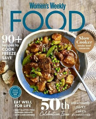 The Australian Women's Weekly Food Magazine ISSUE 50 Slow Cooker Special NEW