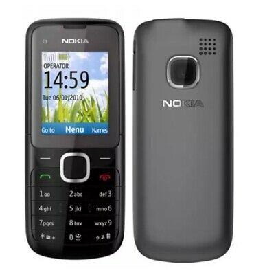 Nokia C1 Dummy Mobile Cell Phone Display Toy Fake Replica
