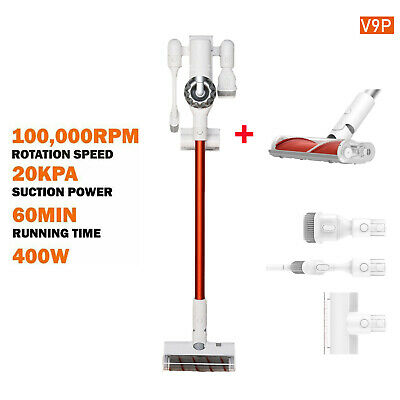 Dreame Cordless V9 Vacuum Cleaner Soft Roll & Carpet Roll 2 Head Combo Au Versio