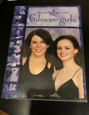 Gilmore Girls: The Complete Sixth Season (DVD, 2006, 6-Disc Set) Fast Shipping