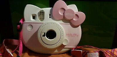 Fujifilm Instax Mini Hello Kitty Instant Film Camera