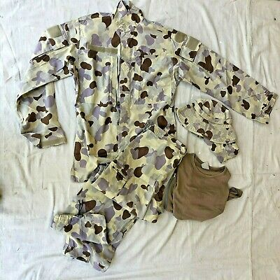 Australian Army 2nd Pattern DPDU Camouflaged Combat Outfit