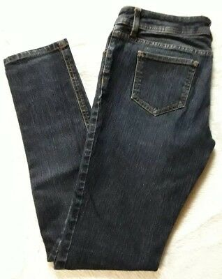 So Womans Ultra Low Skinny Jeans Size 9 Dark Wash
