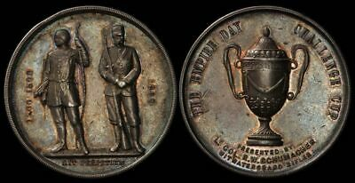 GREAT BRITAIN: ND (1908-14) The Empire Day Challenge Cup medal.