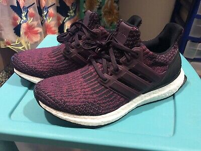 timeless design 6d0ad 75d68 ADIDAS ULTRA BOOST 3.0 SALMON/ Pink And black WOMENS SIZE 8 ...