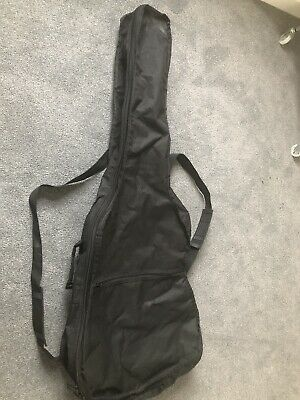 Acoustic Classical Guitar Bag Black