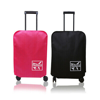 1PC Travel Waterproof Box Case Suitcase Luggage Cover Reusable Convenient