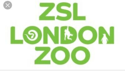 ZSL London Zoo Voucher Worth £7.5