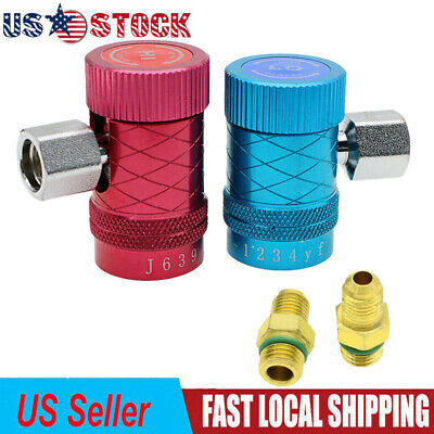 R12 TO R134A REFRIGERANT CONVERSION KIT / R12 ADAPTER- HOSE