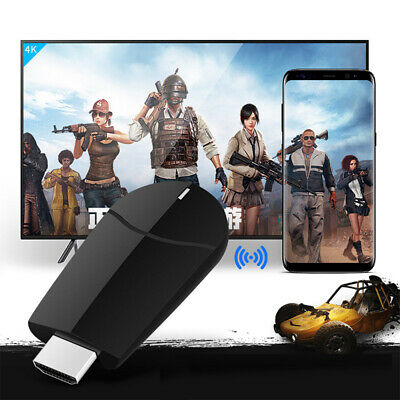 MiraScreen HD 1080P Wifi Display TV Dongle Receiver HDMI DLNA Miracast K6SE-2.4G