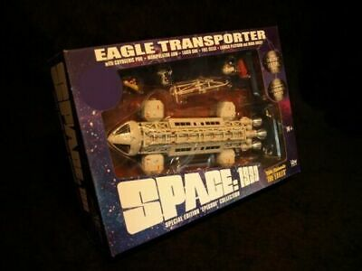 Sixteen 12 - Space 1999 Eagle Transporter 'New' The Exiles Episode Ltd Edition