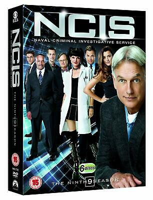 NCIS The Ninth Season Complete Series 9 New & Sealed DVD Box Set