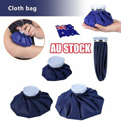 6/9/11 inch Reusable Ice Bag Injury Brace Pain Relief First Aid Cold Ice Pack MN