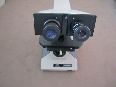 OLYMPUS BHTU   Microscope - Complete with 2 Objectives