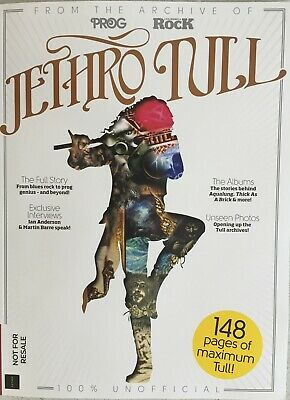 Jethro Tull - Prog Magazine (From The Archives) Special Edition...new